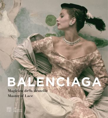 Balenciaga master of lace book cover