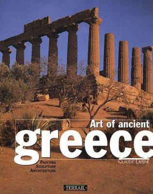 The Art of Ancient Greece book cover