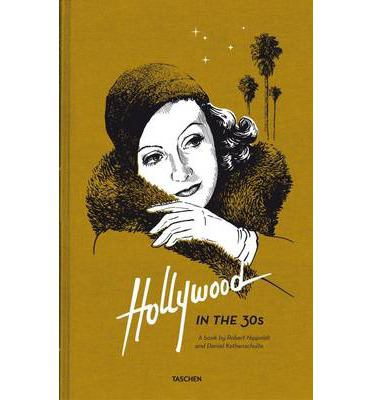cover of Hollywood in the 30s