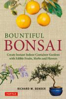 Bountiful Bonsai book cover