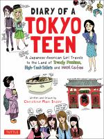 Cover art for Diary of a Tokyo Teen