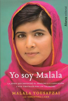 Cover image for Yo soy Malala