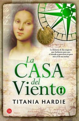 Cover image for La casa del viento