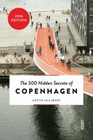 The 500 Hidden Secrets Of Copenhagen by Sailsbury, Austin © 2016 (Added: 6/6/18)