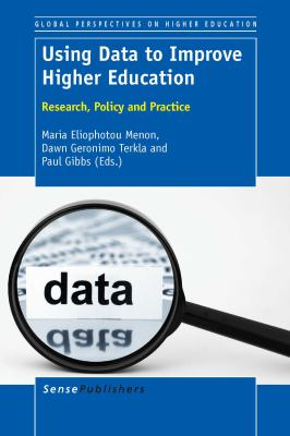 Using Data to Improve Higher Education Research