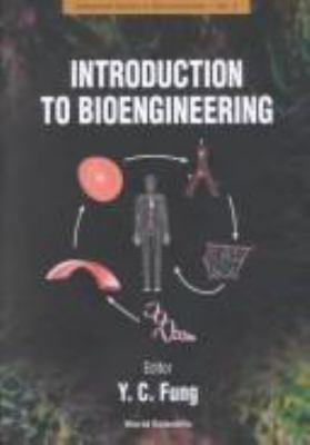Graphic of Introduction to Bioengineering Cover