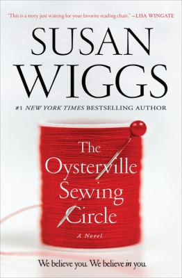 Picture of book cover for The Oysterville Sewing Circle