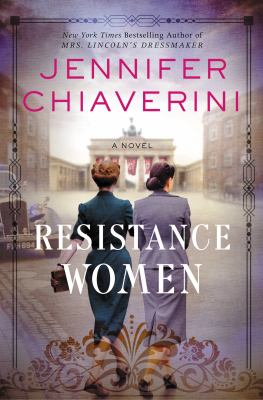 Picture of book cover for Resistance Women