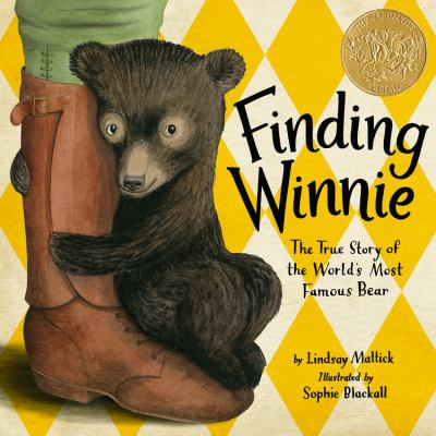 Finding Winnie: The True Story of the World's Most Famous Bear book jacket