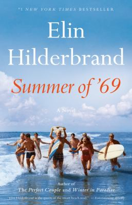 Picture of book cover for Summer of 69