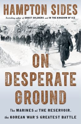 Picture of book cover for on desperate ground