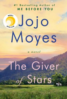 Picture of book cover for The Giver of Stars