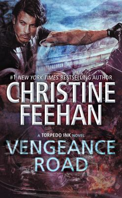 Picture of book cover for Vengeance Road
