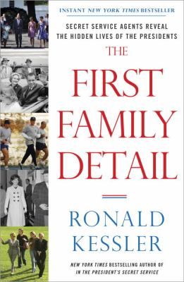 Picture of book cover for The First Family Detail