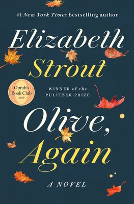 Picture of book cover for Olive, Again
