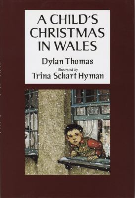 Picture of book cover for A Child's Christmas in Wales