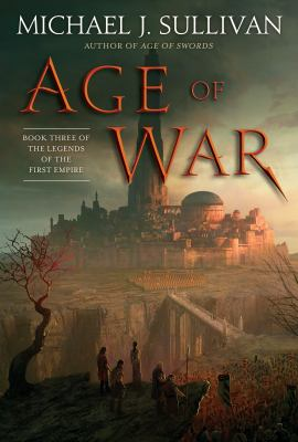 Picture of book cover for Age of War