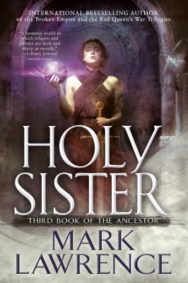 Picture of book cover for Holy Sister