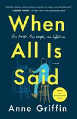 Picture of book cover for When All Is Said