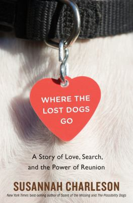Picture of book cover for Where the lost dogs go