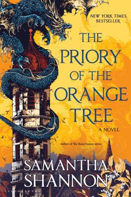 Picture of book cover for The Priory of the Orange Tree
