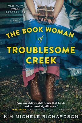 Picture of book cover for The Book Woman of Troublesome Creek