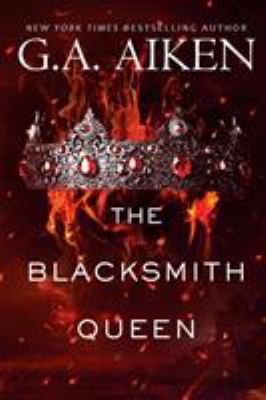 Picture of book cover for The Blacksmith Queen