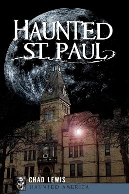 Picture of book cover for Haunted St. Paul