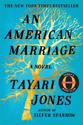 Picture of book cover for An American Marriage