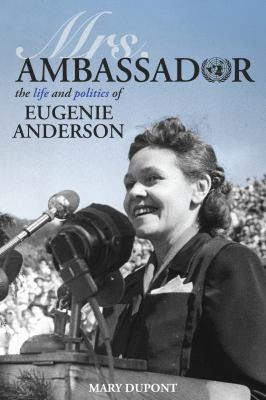 Picture of book cover for Mrs. Ambassador
