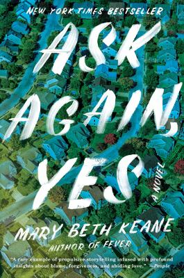 Picture of book cover for Ask Again, Yes