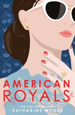 Picture of book cover for American Royals
