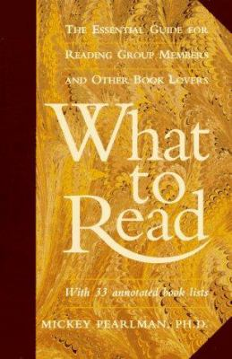 Picture of book cover for What to Read