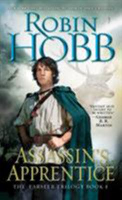 Picture of book cover for Assassin's Apprentice