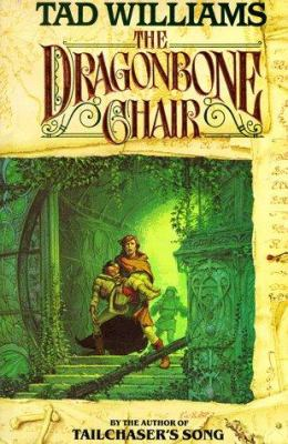 Picture of book cover for The Dragonbone Chair
