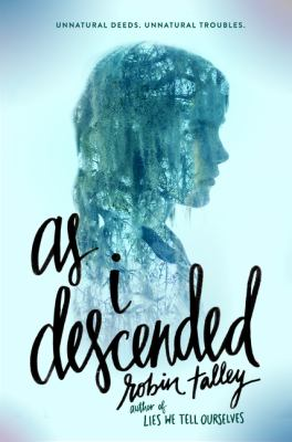 Picture of book cover for As I Descended