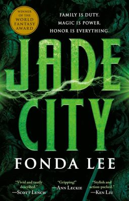 Picture of book cover for Jade City