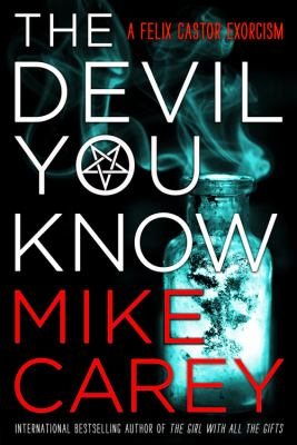 Picture of book cover for The Devil You Know