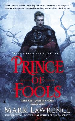 Picture of book cover for Prince of Fools
