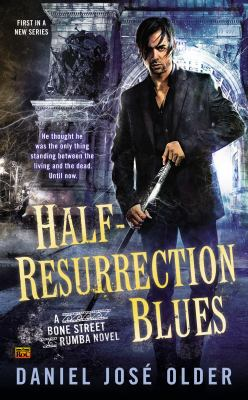 Picture of book cover for Half-Resurrection Blues