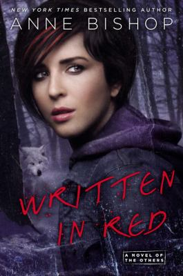 Picture of book cover for Written in Red