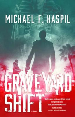 Picture of book cover for Graveyard Shift