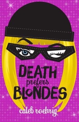 Picture of book cover for Death Prefers Blondes