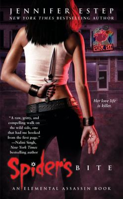 Picture of book cover for Spider's Bite