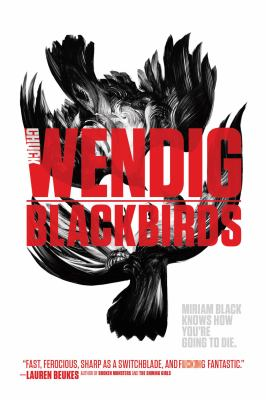Picture of book cover for Blackbirds