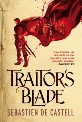 Picture of book cover for Traitor's Blade