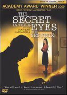 Dans ses yeux = El secreto de sus ojos = The secret in their eyes