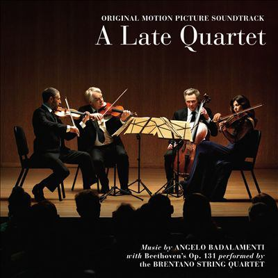 A late quartet : original motion picture soundtrack