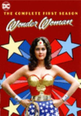 Wonder Woman. The complete first season