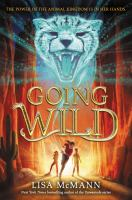book jacket for Going Wild
